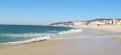 Portugalin hiekkarantaa